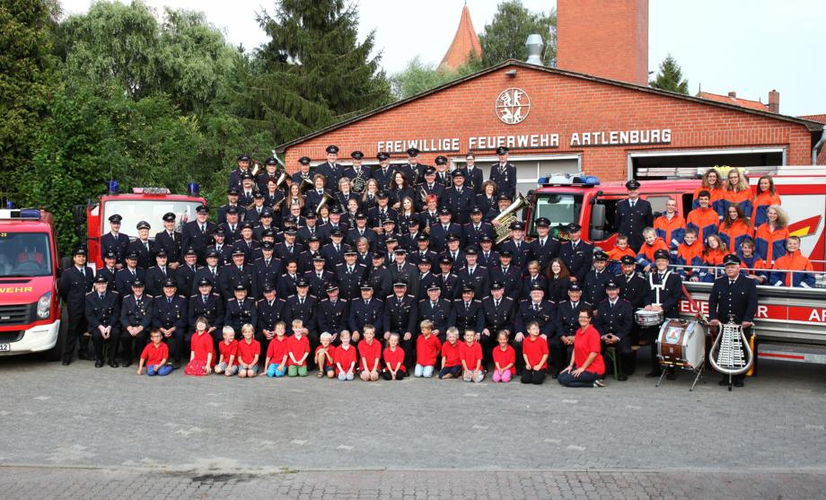 Freiwillige Feuerwehr Artlenburg